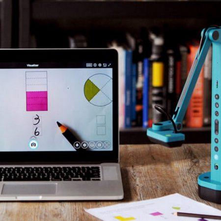 Un visualiseur mobile pour enregistrer ses cours partout